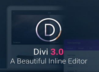 Divi v3.0.41 – The Ultimate WordPress Theme & Visual Page Builder